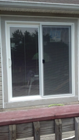 New Sliding Door