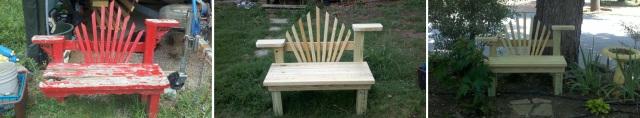 bench rebuild