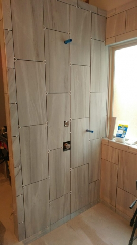 Creating a Handicap Accessible Shower