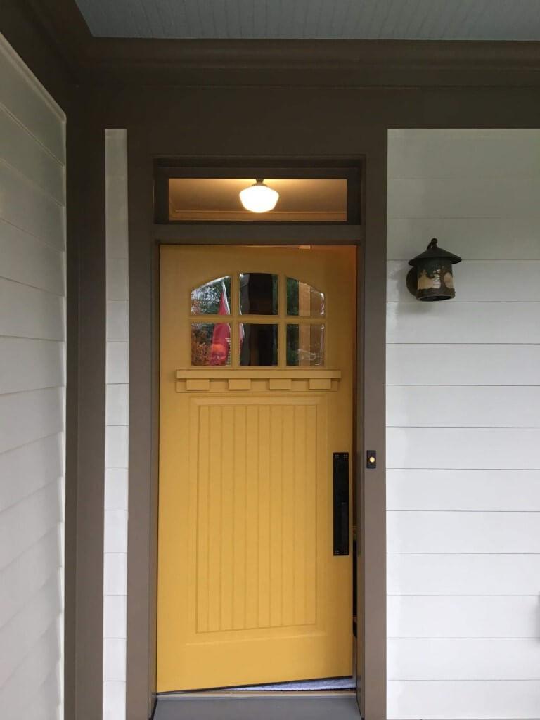Door Transom Molding