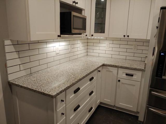 Tile Backsplash 5 outlets